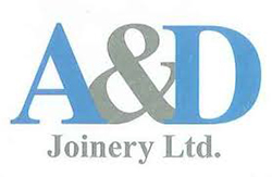 A & D Joinery Logo
